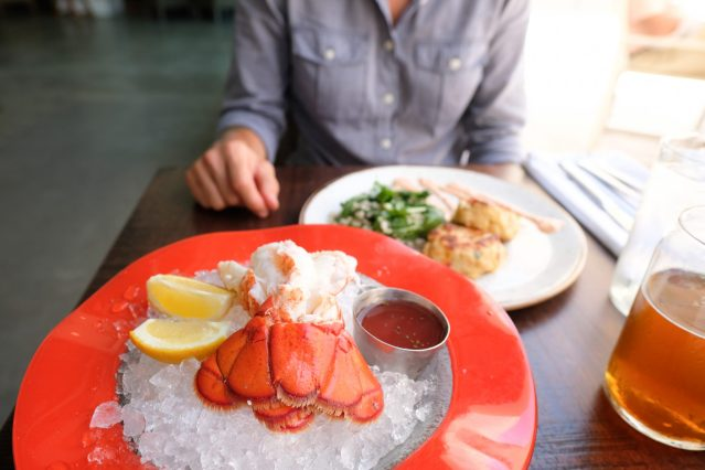 Corsair Kitchen and Bar