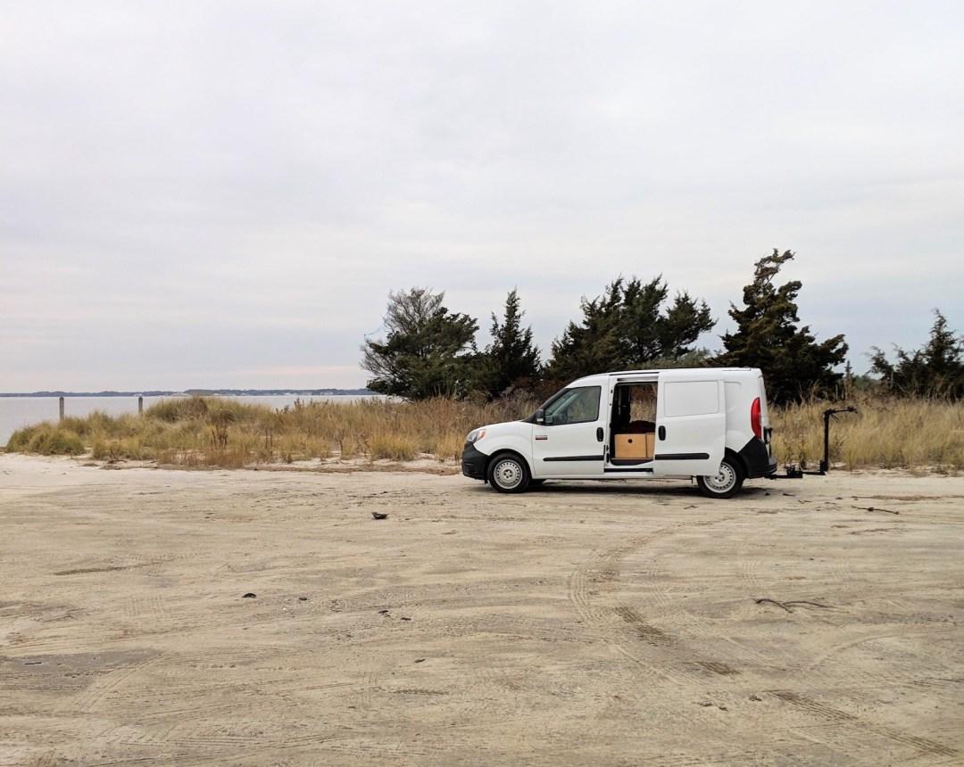What's the Best Van for Van Life | Authentic Asheville