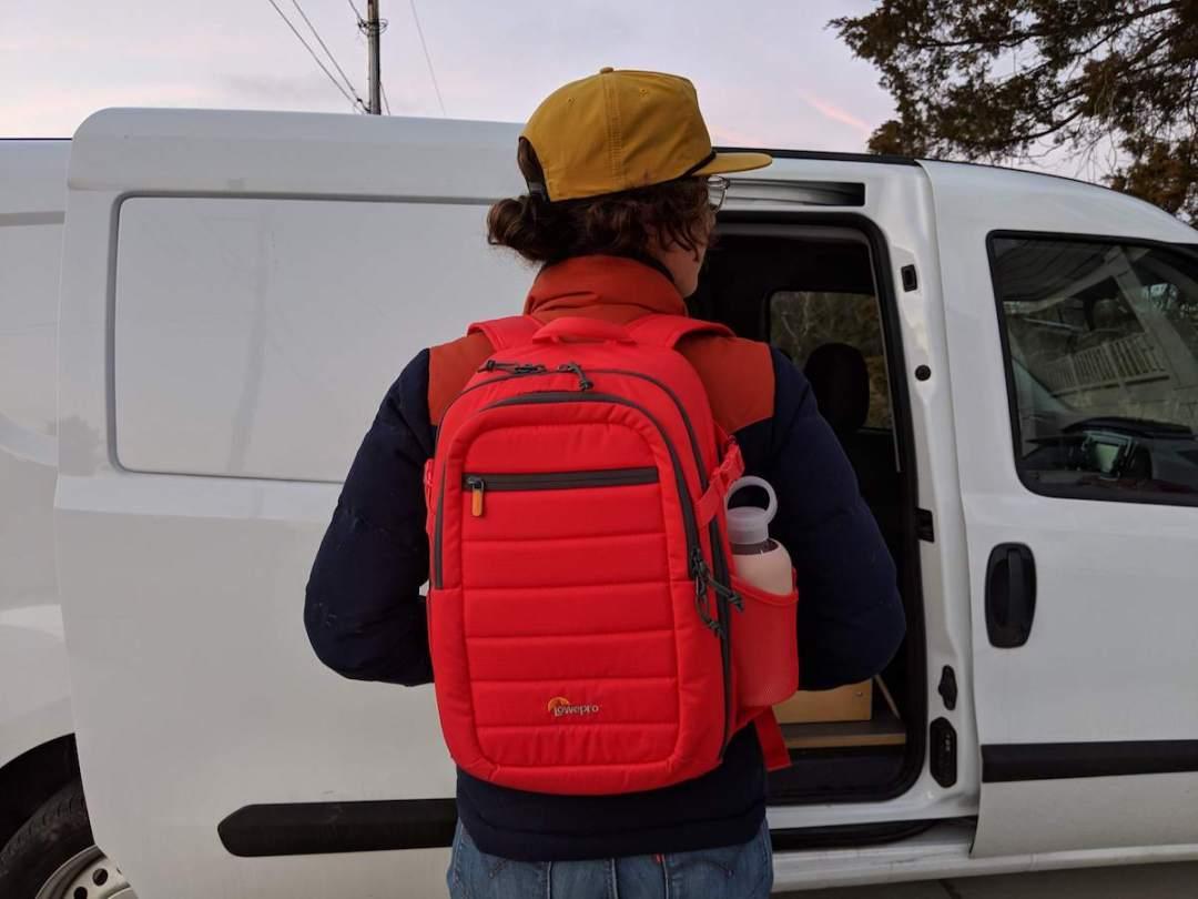 Lowepro Tahoe BP 150 Camera Bag