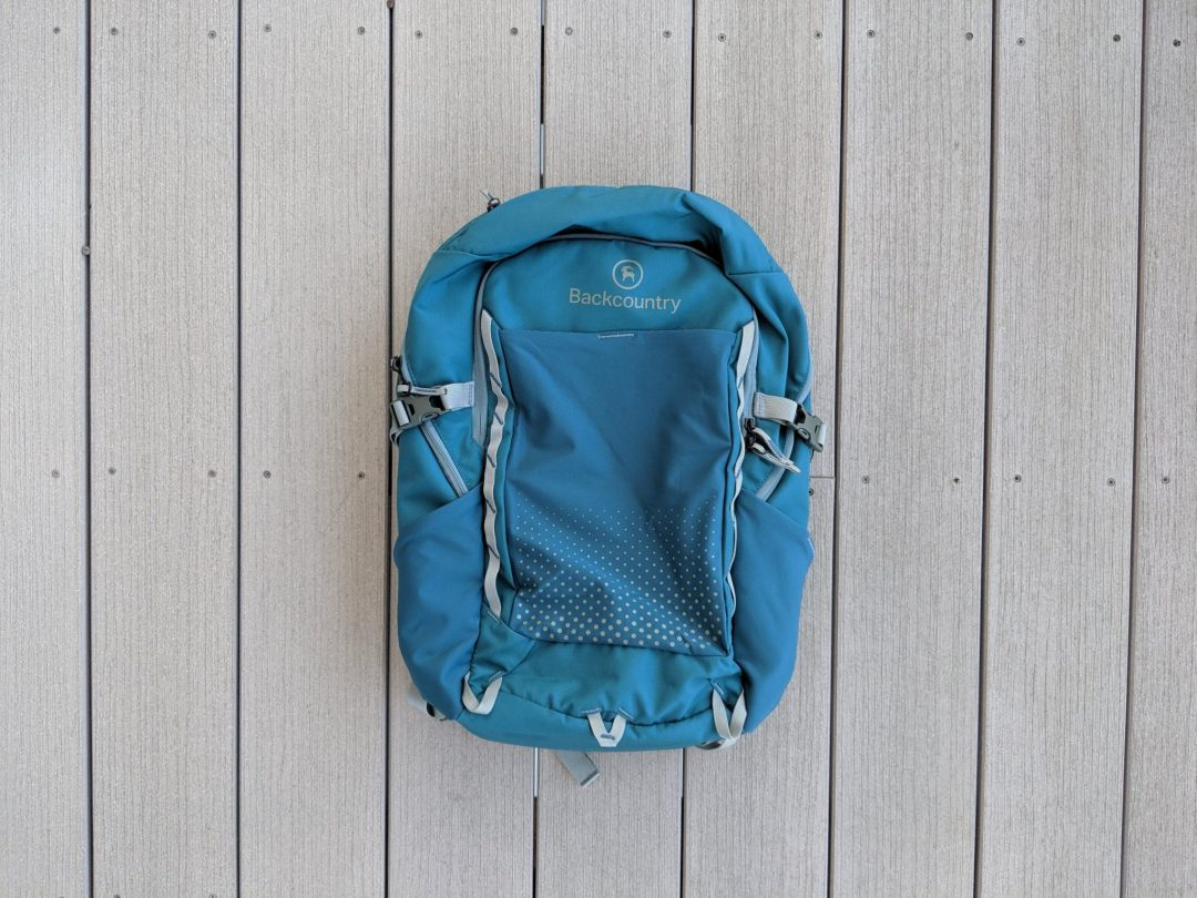The Backcountry 27L Daypack in Blue Corral