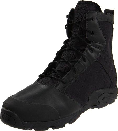 Oakley Men's LSA Boot Terrain Military Boot, Black, 11.5 M US