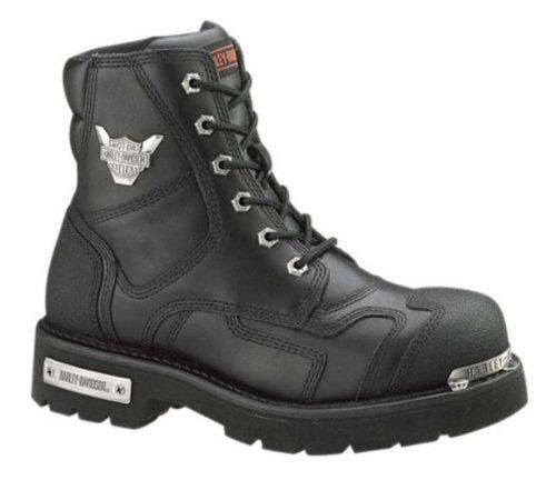 Harley-Davidson Men's Stealth Riding Boot,Black,10.5 W US