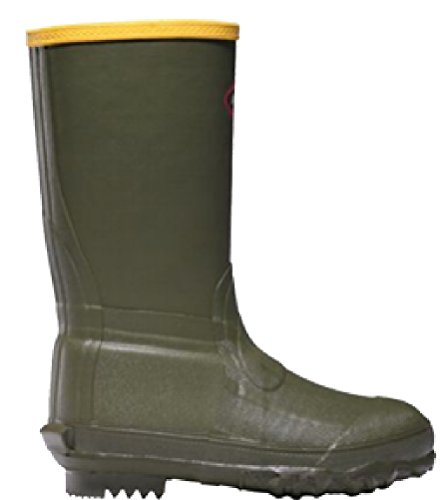 LaCrosse 266003 Lil' Burly 9-inch Boot OD Green 4 M US
