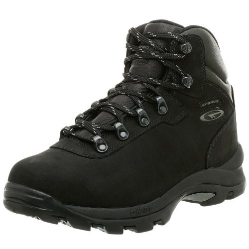 Hi-Tec Men's Altitude IV WP Hiking Boot,Black,11 M