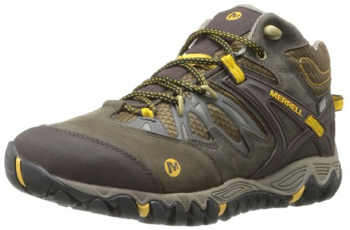 Merrell Men s All Out Blaze Mid Waterproof Hiking Boot 773698d81c