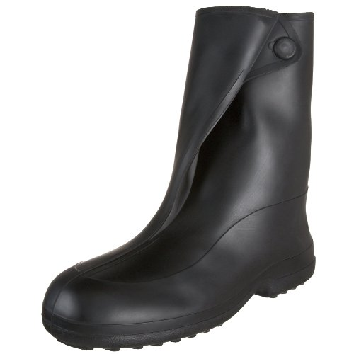 Tingley Rubber 10-Inch 1400 Rubber Overshoe with Button Boot, XX-Large