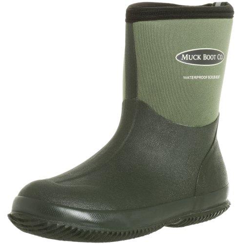 The Original MuckBoots Adult Scrub Boot,Garden Green,7 M US Mens/8 M US Womens