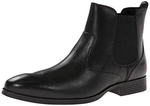 Cole Haan Men's Copley Chelsea Boot, Black, 12 M US