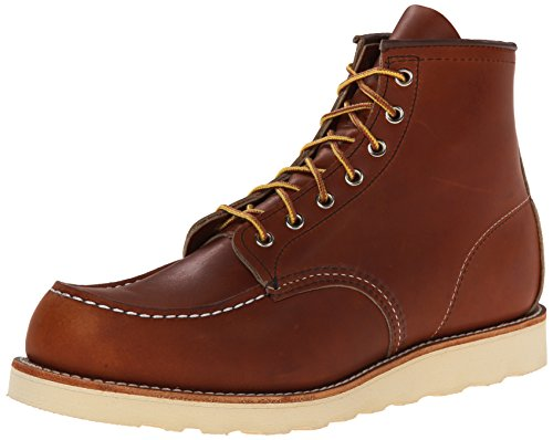 Red Wing Heritage Moc 6″ Boot