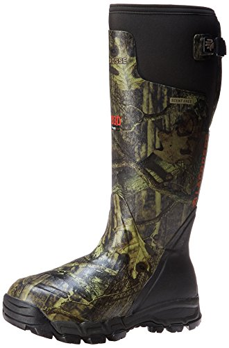 LaCrosse Men's Alphaburly PRO 18 MO 1000G Hunting Boot,Brown/Green,6 M US