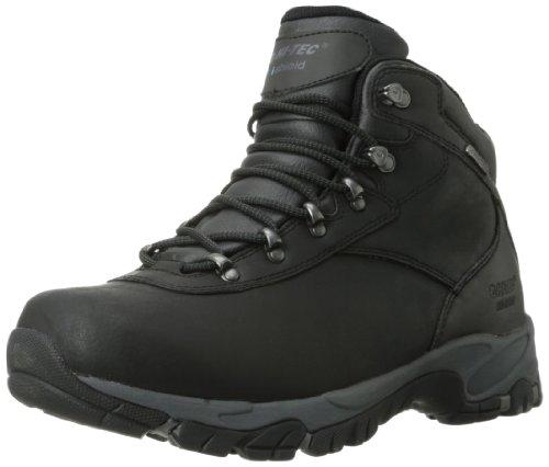 Hi-Tec Men's Altitude V I WP Hiking Boot,Black/Charcoal,12 M US