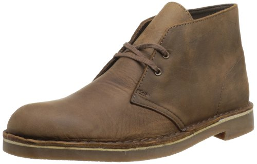 Clarks Men's Bushacre 2 Boot,Beeswax Leather,10.5 M US