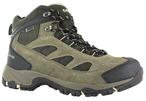 Hi-Tec Men's Logan Waterproof Brown Hiking Boot 12 W