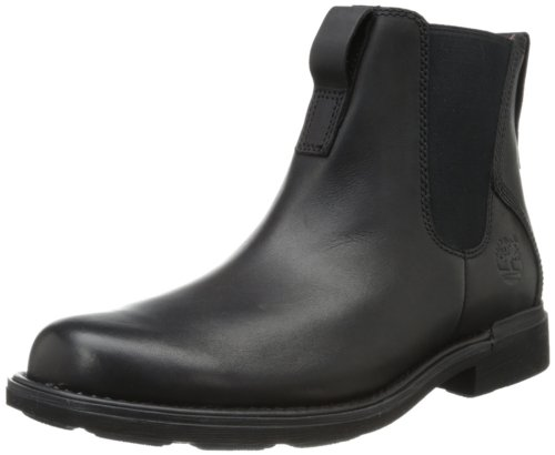Timberland Men's 88580 Mt. Washington City Chelsea Boot,Black,7 M
