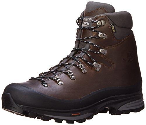 Scarpa Men's Kinesis Pro Gtx Hiking Boot,Ebony,46.5 EU/12.5 M US