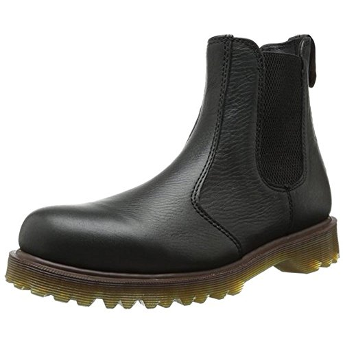Dr. Martens Men's 2976 Boot,Black Geronimo,9 UK/10 M US