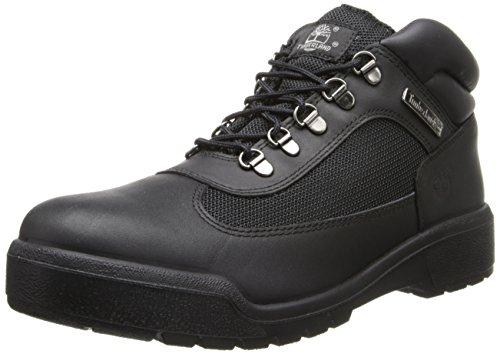 Timberland Men's Icon Field Rain Boot,Black,8.5 W US