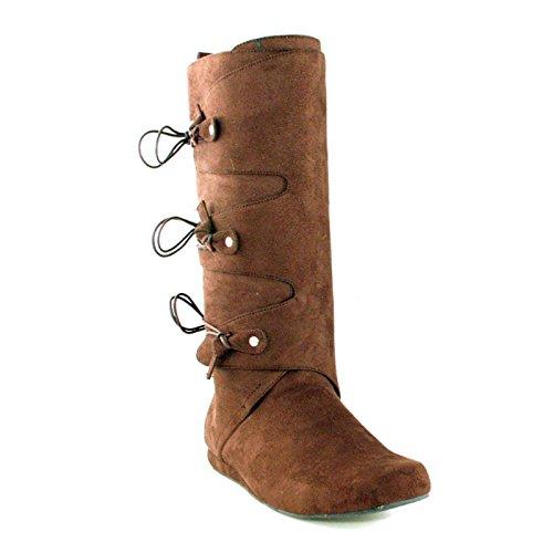 Ellie Shoes Men's Thomas Adult Boots Large (12-13) Black