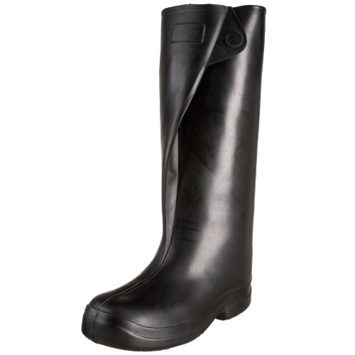 Tingley Men's 17″ Knee Boot Stretch Overshoe,Black,XL(11-12.5US Mens/9.5-11US Wmn)