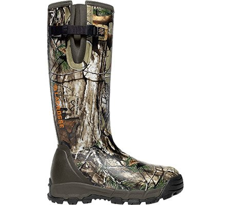 LaCrosse Men's Alphaburly PRO 18 RTXT 1600G Hunting Boot,Brown/Green,11 M US