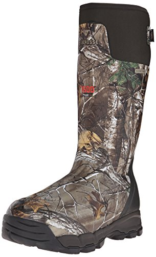 LaCrosse Men's Alphaburly PRO 18 RTXT 1600G Hunting Boot,Brown/Green,12 M US