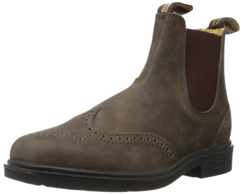 Blundstone  Men's BL1301 Brogue Boot,Rustic Brown,4 UK/5 M US