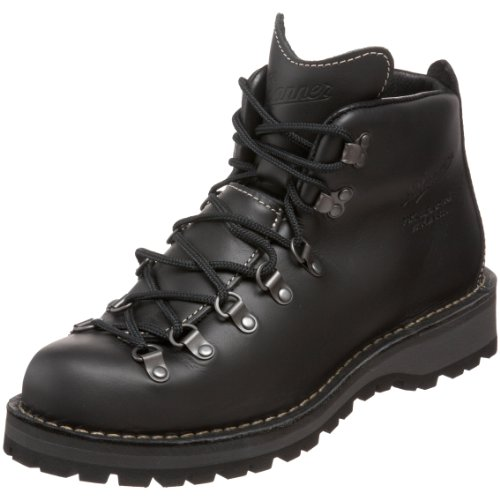 stumptown by danner men s mountain light ii black gtx hiking boot. Black Bedroom Furniture Sets. Home Design Ideas