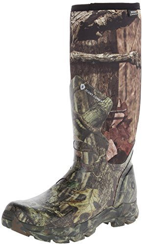 Bogs Men's Big Horn Waterproof Hunting Boot,Mossy Oak,12 M US