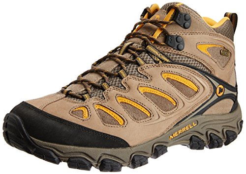 Merrell Men's Pulsate Mid Waterproof Hiking Boot