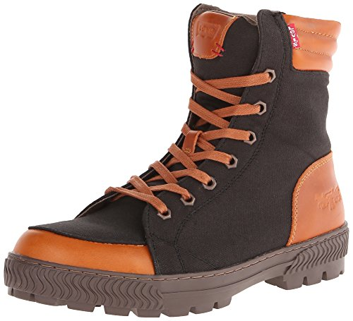 Levis Men's Clarckson Lux Casual Fashion Boot,Black,9 M US