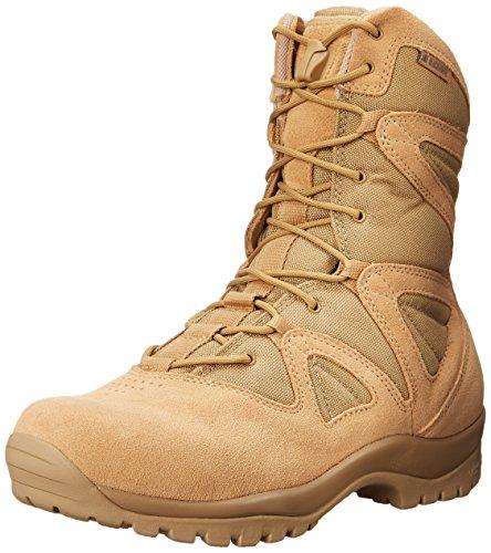 Blackhawk Men S Ultralight Side Zip Suede Tactical Boot