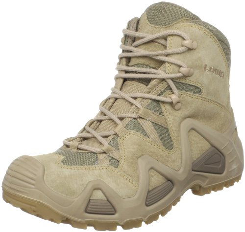 Lowa Men's Zephyr Mid TF Hiking Boot,Desert,10.5 M US