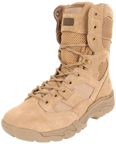 5.11 Men's Taclite 8″ Boot,Coyote Suede,11.5 D(M) US