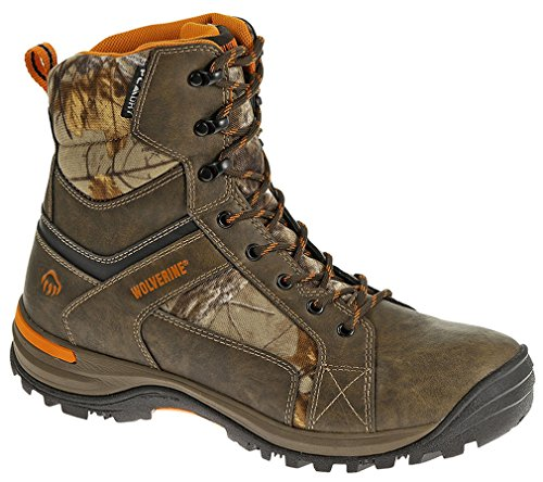 Wolverine Men's Sightline High Boot, Natural/Real, 11 XW US