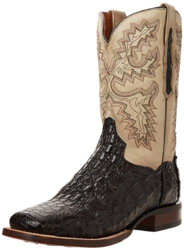 Dan Post Men's Denver Western Boot,Black,10.5 D US