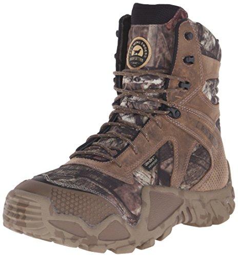 Irish Setter Men's 2868 Vaprtrek Waterproof 8 Inch Boot,Mossy Oak Break Up Infinity Camouflage,11 D US