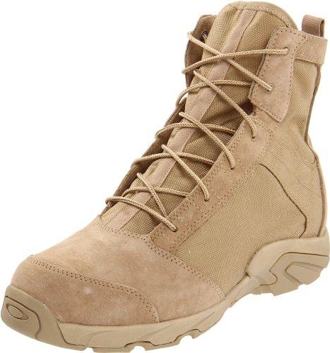 Oakley Men's LSA Terrain Boot,Desert Beige,8.5 M US