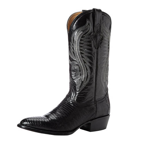 Genuine Lizard Skin Boots by Ferrini