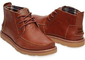 Men Toms Chukka Boot Boots Brown