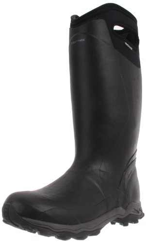 Bogs Men's Buckman Waterproof Hunting Boot,Black,10 M US
