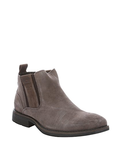 "Suede Be A-Wear"" Chelsea Boots Taupe 9"