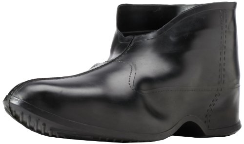 Tingley Men's Western Boot Saver Stretch Overshoe,Black,XL(11-12.5US Mens/9.5-11US Wmn)