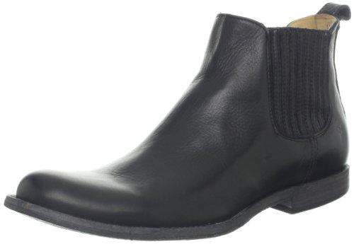 FRYE Men's Phillip Chelsea Boot Black 7 M US