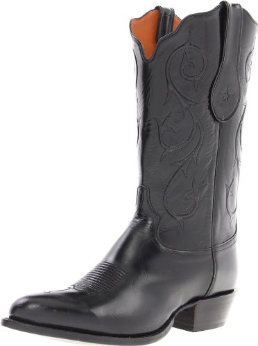 Tony Lama Men's 1009 Boot,Black Goat,9.5 D US