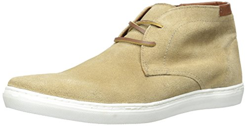 Kenneth Cole REACTION Men's High Five Chukka Boot, Sand, 12 M US