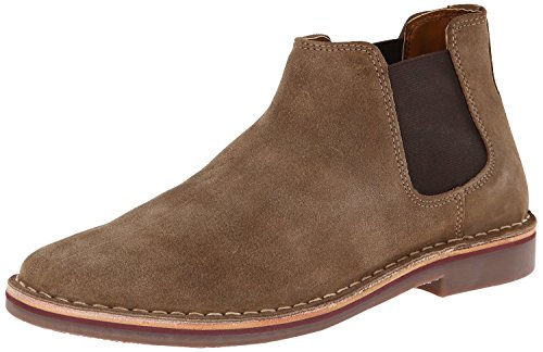 Kenneth Cole REACTION Men's Desert Sky SU Chelsea Boot,Taupe,11.5 M US