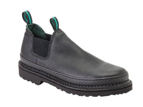 Georgia Boot Men's Twin Gore Romeo GR270 Work Boot,Black,8.5 M US