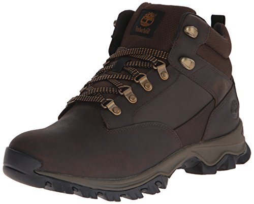 Timberland Men's Keele Ridge Hiker Winter Boot, Brown Oiled, 12 M US