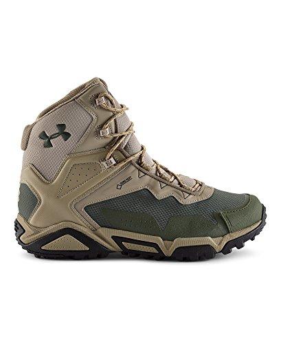 Under Armour Men's UA Tabor Ridge Mid Boots 10.5 Dune