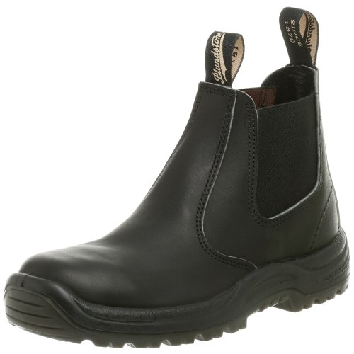 Blundstone Adult's 491 Slip On Boot,Black,AU 11 M (US Men's 12 M)